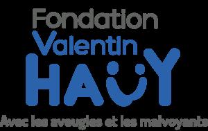 Logo Fondation Valentin Hauy